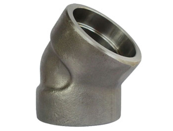 SOCKET WELDING 45° ELBOW