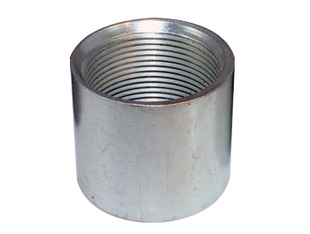 GALV.STEEL COUPLING