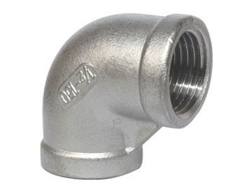 STAINLSS STEEL ELBOW